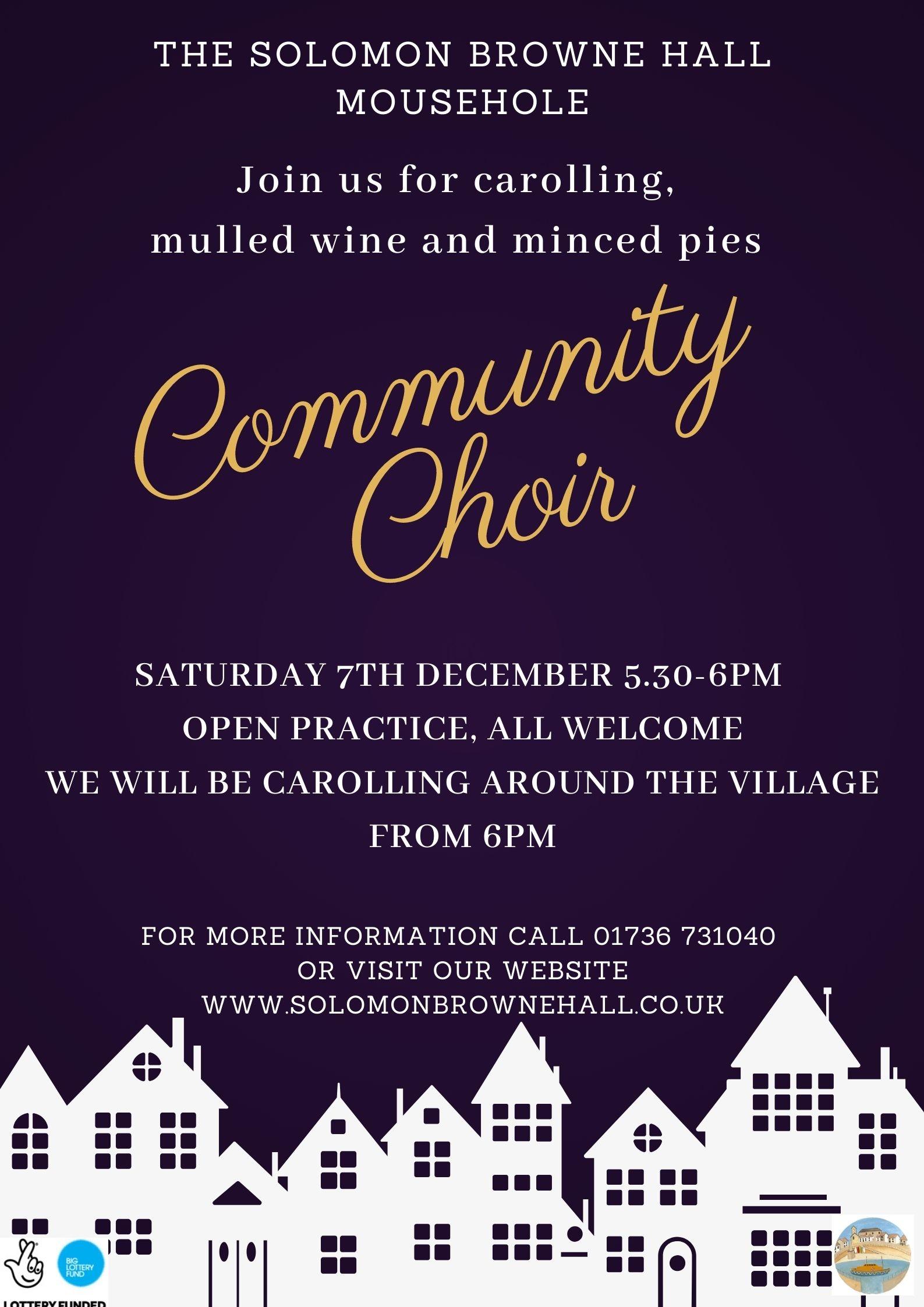 Community Choir - Open Practice