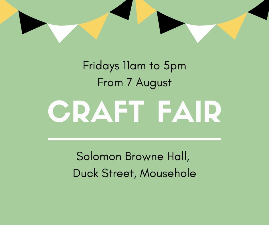 Mousehole Craft Fair