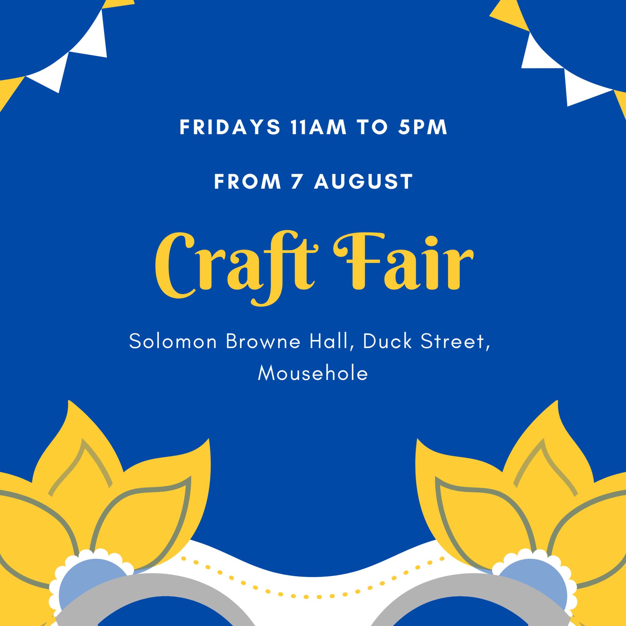 Craft Fair 2020
