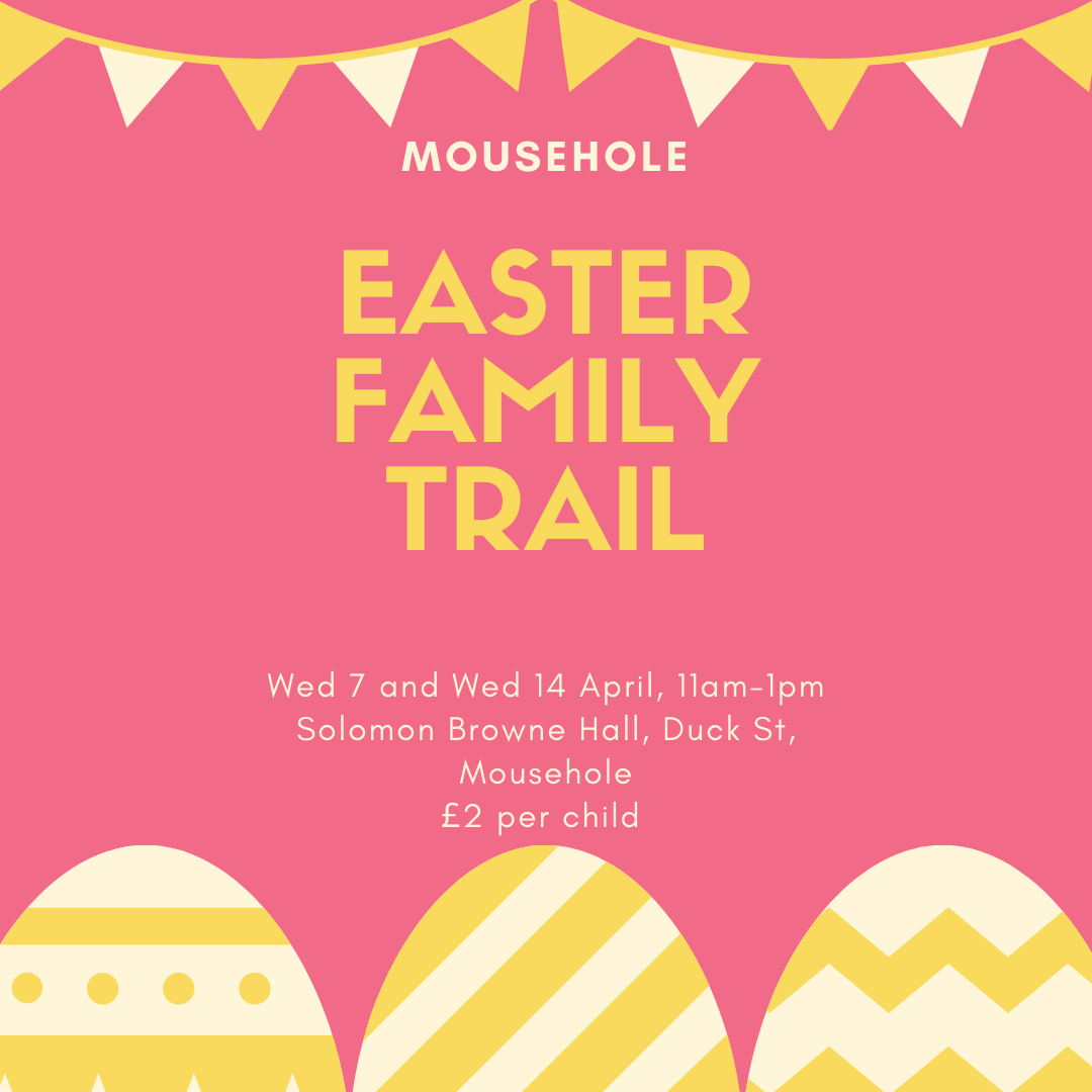 Easter family trail